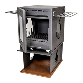 Nordisk Torden Wood Burner Outdoor Ofen Campingküche Glamping hier im Nordisk-Shop günstig online bestellen
