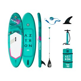 Aztron Lunar 2.0 All Round 9.9 aufblasbares Stand up Paddle Board SUP Set