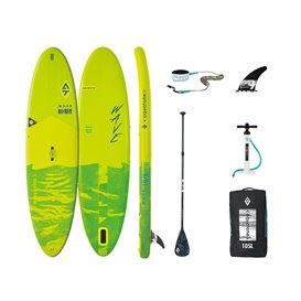 Aquatone Wave 10.6 All Round SUP aufblasbares Stand up Paddle Board Set