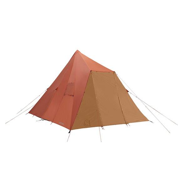 Nordisk Thrymheim 5 PU Tipi 5 Personen Zelt Campingzelt hier im Nordisk-Shop günstig online bestellen