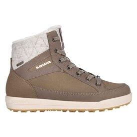 Lowa Casara GTX Damen Winterschuhe Sneaker stein hier im Lowa-Shop günstig online bestellen