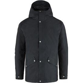 Fjällräven Visby 3 in 1 Jacket Herren Winterjacke Parka Wintermantel black