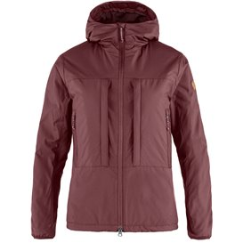 Fjällräven Keb Wool Padded Jacket Damen wattierte Winterjacke port