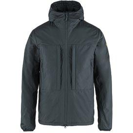 Fjällräven Keb Wool Padded Jacket Herren wattierte Winterjacke dark navy