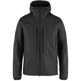 Fjällräven Keb Wool Padded Jacket Herren wattierte Winterjacke black