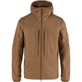 Fjällräven Keb Wool Padded Jacket Herren wattierte Winterjacke timber brown