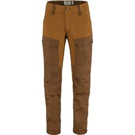 Fjällräven Keb Trousers Regular Herren Wanderhose Trekkinghose timber brown-chestnut hier im Fjällräven-Shop günstig online best