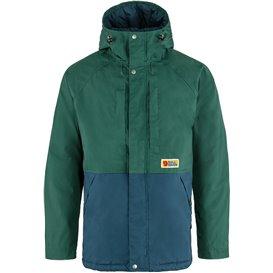 Fjällräven Vardag Lite Padded Jacket Herren wattierte Winterjacke arctic green-storm