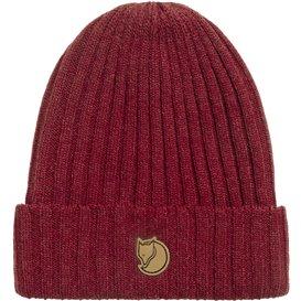 Fjällräven Byron Hat Strickmütze Beanie red oak hier im Fjällräven-Shop günstig online bestellen