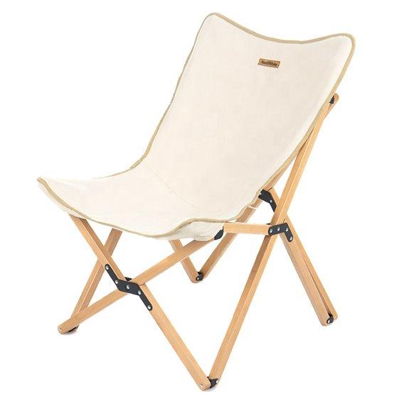 Naturehike Wooden Folding Chair M Campingstuhl mit Holzgestell Faltstuhl hier im Naturehike-Shop günstig online bestellen