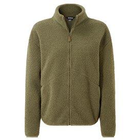 Sherpa Chamlang Full Zip Jacket Damen Fleecejacke evergreen