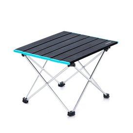 Naturehike Folding Table Campingtisch aus Aluminium Falttisch black