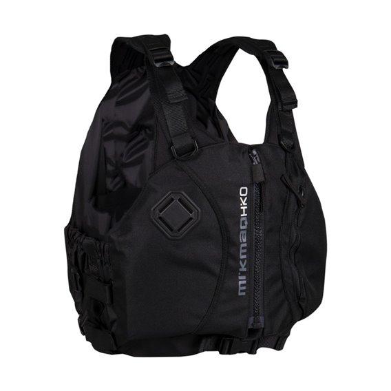 Hiko Mikmaq PFD Schwimmhilfe Paddelweste black hier im Hiko-Shop günstig online bestellen