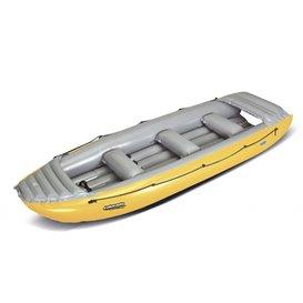 Gumotex Colorado 450 Rafting Boot Wildwasser Schlauchboot gelb