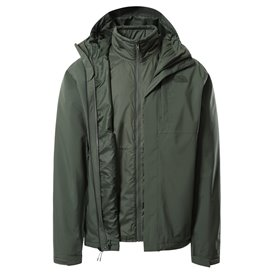 The North Face Carto Triclimate Jacket Herren 3 in 1 Winterjacke Doppeljacke thyme-thyme