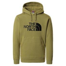 The North Face Drewpeak Pullover Hoodie Herren Sweater green moss hier im The North Face-Shop günstig online bestellen