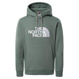 The North Face Drewpeak Pullover Hoodie Herren Sweater laurel wreath green hier im The North Face-Shop günstig online bestellen