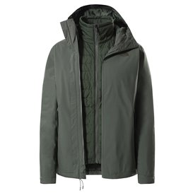 The North Face Carto Triclimate Jacket Damen 3 in 1 Winterjacke Doppeljacke thyme-thyme