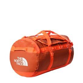 The North Face Base Camp Duffel Reisetasche burnt orange-power orange hier im The North Face-Shop günstig online bestellen