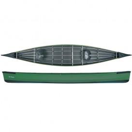Ally 17 Seekanadier OHNE ORIGINALVERPACKUNG Faltboot Kanadier grün