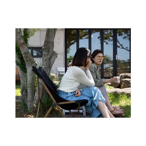 Naturehike Moon Chair Faltstuhl Campingstuhl Aluminium black hier im Naturehike-Shop günstig online bestellen
