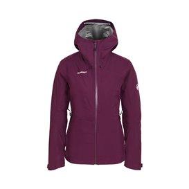 Mammut Convey 3 in 1 HS hooded Jacket Damen Winterjacke Doppeljacke grape-grape hier im Mammut-Shop günstig online bestellen