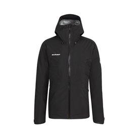 Mammut Convey 3 in 1 HS Hooded Jacket Herren Winterjacke Doppeljacke black-black hier im Mammut-Shop günstig online bestellen