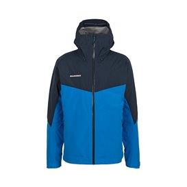 Mammut Convey 3 in 1 HS Hooded Jacket Herren Winterjacke Doppeljacke ice-marine hier im Mammut-Shop günstig online bestellen
