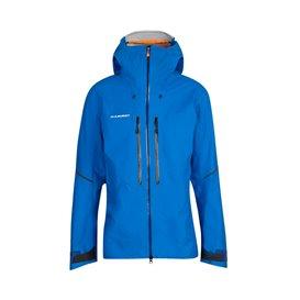 Mammut Nordwand Advanced HS Hooded Jacket Herren Hardshelljacke azurit hier im Mammut-Shop günstig online bestellen