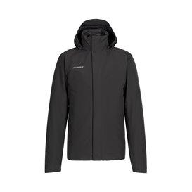 Mammut Trovat 3 in 1 HS Hooded Jacket Herren Doppeljacke Winterjacke black-black hier im Mammut-Shop günstig online bestellen