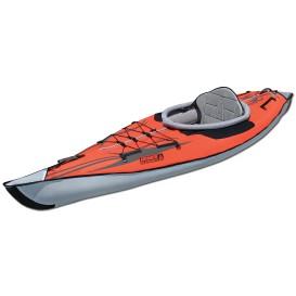 Advanced Elements Frame TM Elite Kajak Luftboot red