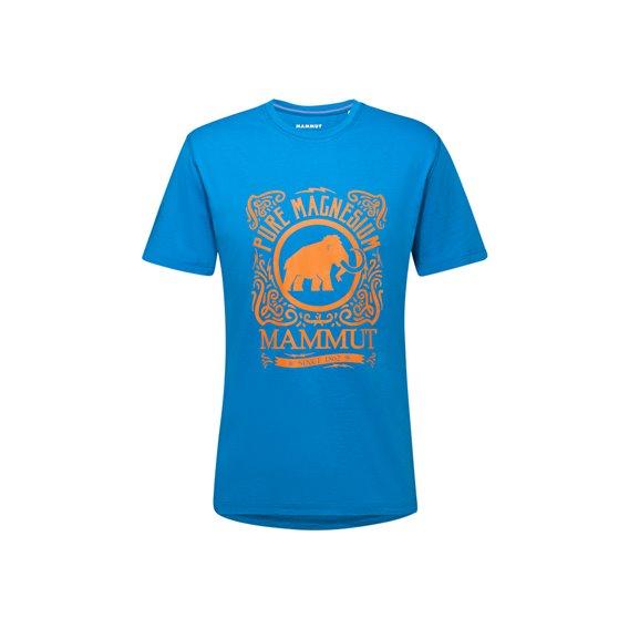 Mammut Sloper T-Shirt Herren Kurzarmshirt ice PRT4 hier im Mammut-Shop günstig online bestellen