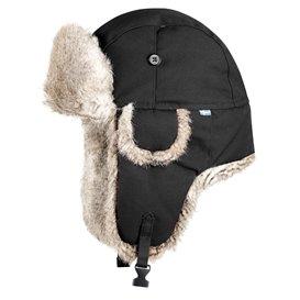 Fjällräven Singi Heater wärmende Fliegermütze Fellmütze dark grey hier im Fjällräven-Shop günstig online bestellen