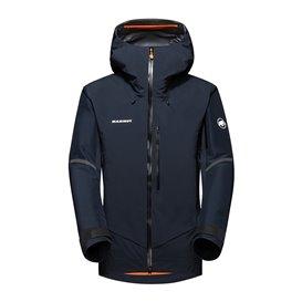 Mammut Nordwand Pro HS Hooded Jacket Herren Hardshelljacke night hier im Mammut-Shop günstig online bestellen