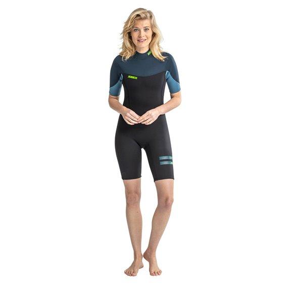 Jobe Sofia Shorty 3/2mm Damen Neoprenanzug midnight blue hier im Jobe-Shop günstig online bestellen