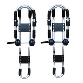 ExtaSea Double Kajak Transport Ovalbügel im Set für 2 Kajaks