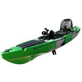 ExtaSea-Yak 365 Pedal L Sit On Top Kajak mit Pedal Antrieb für 1 Person hier im ExtaSea-Shop günstig online bestellen