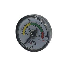 Aqua Marina Manometer 1,4 bar für Liquid Air V2 Handpumpe