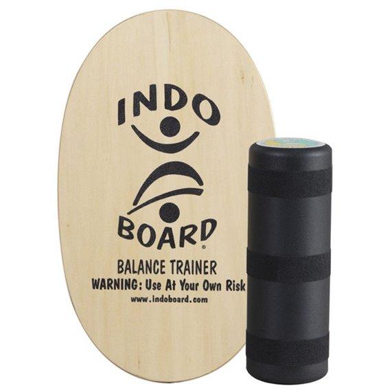 Indoboard Original Clear Balancetrainer inkl. Rolle hier im Indo Board-Shop günstig online bestellen