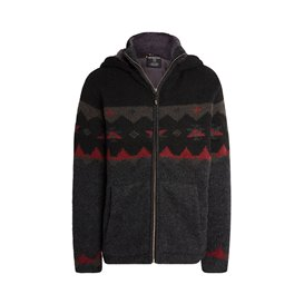 Sherpa Kirtipur Sweater Herren Strickjacke black hier im Sherpa-Shop günstig online bestellen