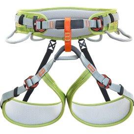 Climbing Technology Ascent Klettergurt Hüftgurt grey-green
