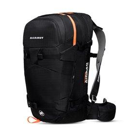 Mammut Ride Removable Airbag 3.0 Lawinenrucksack mit Airback black-vibrant orange