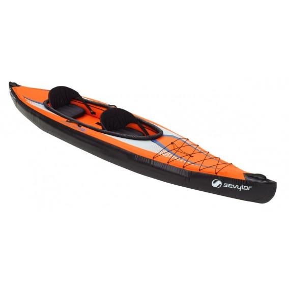 Sevylor Pointer K2 OHNE ORIGINALKARTON 2er Kajak Luftboot geschlossenes Wanderkajak hier im Sevylor-Shop günstig online bestelle
