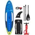 Aqua Marina Beast 10.6 TESTMODELL aufblasbares Stand Up Paddle Board SUP komplett Set