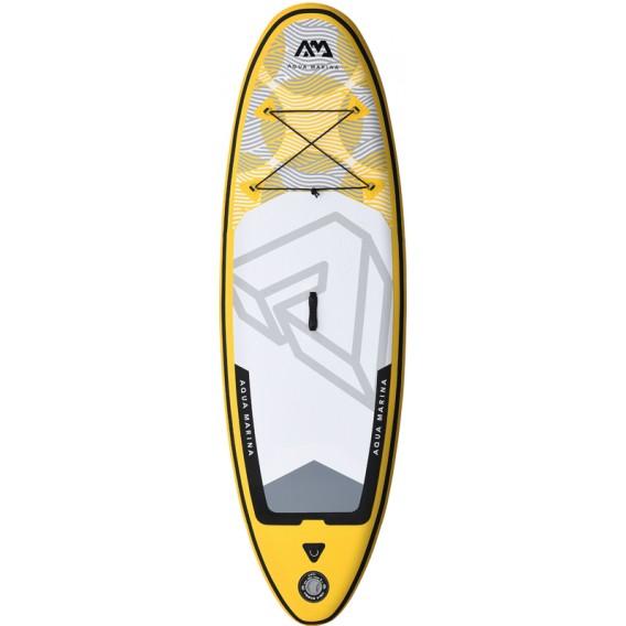 Aqua Marina Vibrant 8.0 TESTBOARD Set aufblasbares Jugend Stand Up Paddle Board hier im Aqua Marina-Shop günstig online bestelle