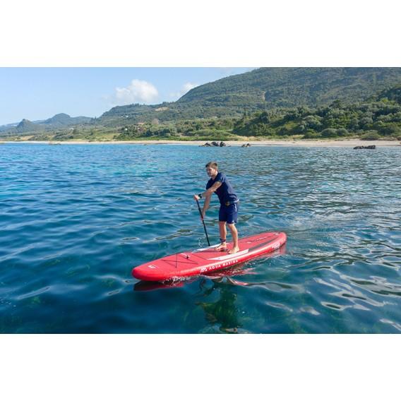 Aqua Marina Monster 12.0 B-WARE komplett Set aufblasbares Stand Up Paddle Board SUP hier im Aqua Marina-Shop günstig online best