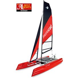Grabner Happy Cat Hurricane Carbon Segelboot Katamaran hier im Grabner-Shop günstig online bestellen