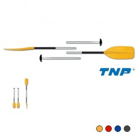 TNP / Gumotex Paddelkombination Doppelpaddel Stechpaddel 220cm