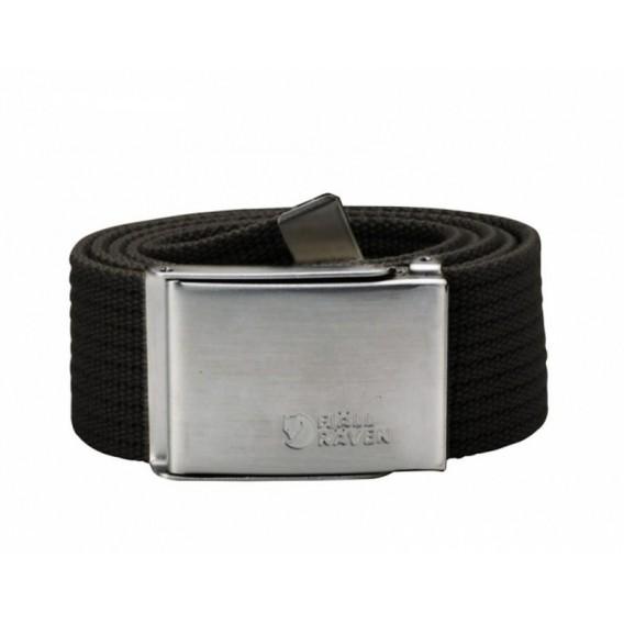Fjällräven Canvas Belt Gürtel Stoffgürtel black hier im Fjällräven-Shop günstig online bestellen