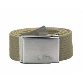 Fjällräven Canvas Belt Gürtel Stoffgürtel light khaki